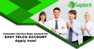 CSR for Easy Account - No BPO Experience Required | Hiring in QC